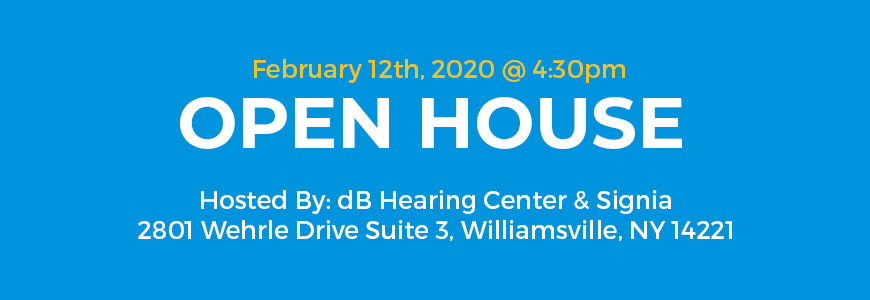 Open House - dB Hearing Center